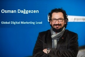 Osman Daggezen, Global Lead, Digital Marketing Strategy and Execution