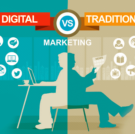 Why Digital Marketing ?